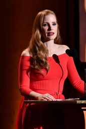 Jessica Chastain – Governors Awards 2017 in Hollywood