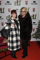 Jessica Fox and Tamara Wall – Elf The Musical Press Night and Gala Performance in Manchester
