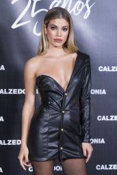 Jessica Goicoechea at Calzedonia Party in Madrid