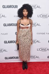 Jessica Williams – Glamour Women of the Year 2017 in New York City