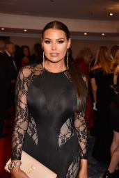 Jessica Wright – Chain of Hope Gala in London, UK 11/17/2017