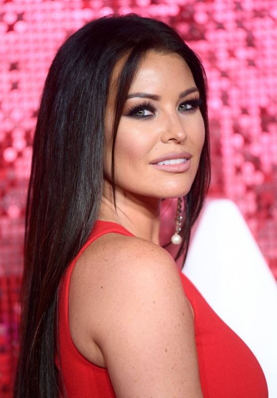 Jessica Wright – ITV Gala Ball in London 11/09/2017