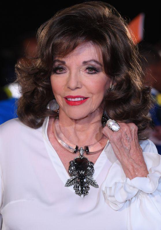 Joan Collins – Pride of Britain Awards 2017 in London