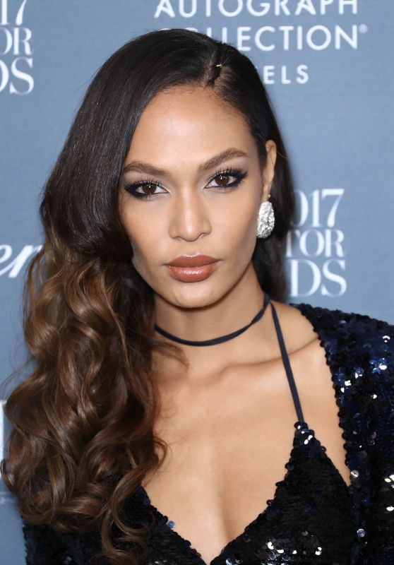Joan Smalls – WSJ. Magazine 2017 Innovator Awards in New York