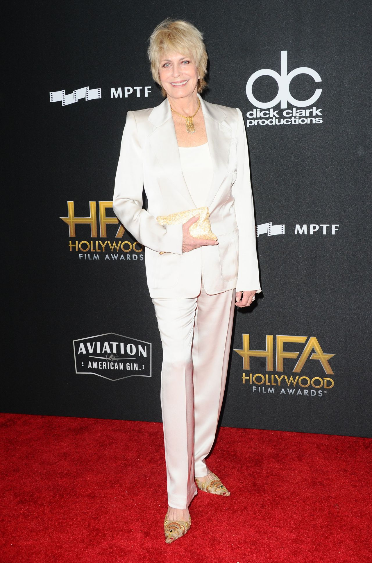 Joanna Cassidy – Hollywood Film Awards 2017 in Los Angeles