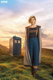 Jodie Whittaker - Doctor Who Promo Shots 2017
