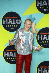 JoJo Siwa – 2017 Nickelodeon Halo Awards in NYC