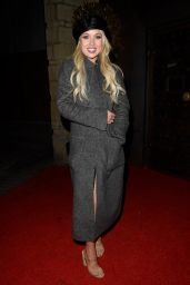 Jorgie Porter -  Boutique Babez Fashion Range Event in Manchester 11/18/2017
