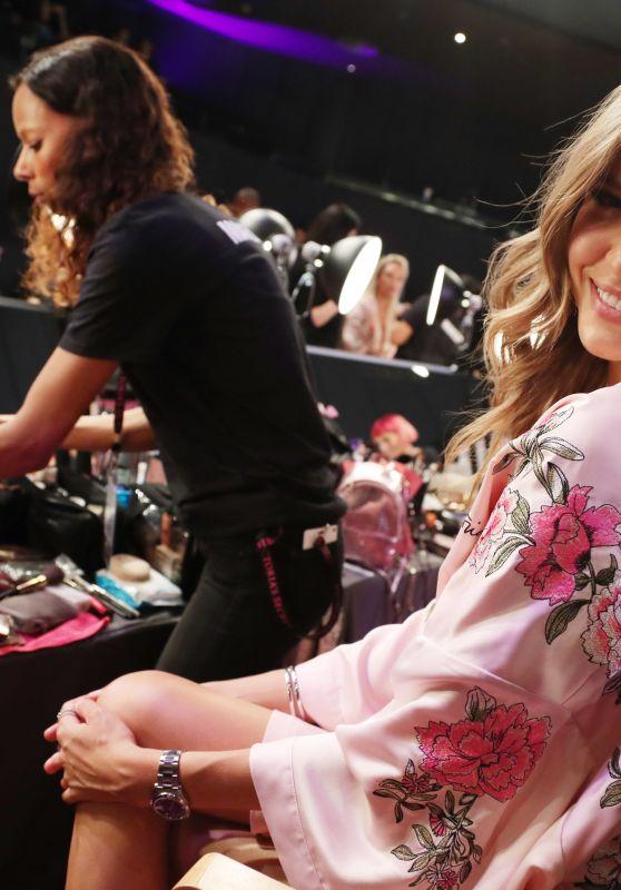 Josephine Skriver – 2017 Victoria's Secret Fashion Show in Shanghai