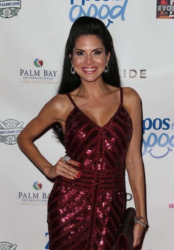 Joyce Giraud - 2017 Vanderpump Dog Foundation Gala in Los Angeles