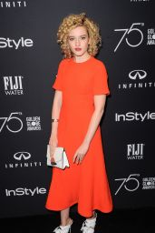 Julia Garner – HFPA and InStyle Celebrate Golden Globe Season in Los Angeles 11/15/2017