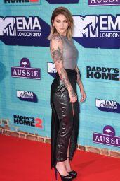 Julia Michaels – MTV Europe Music Awards 2017 in London