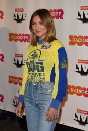Julia Michaels – The Radio City Christmas Live 2017 Gig in Liverpool
