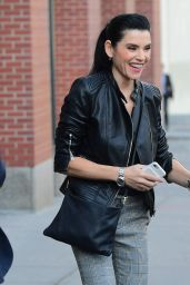Julianna Margulies Casual Style - NYC 11/03/2017