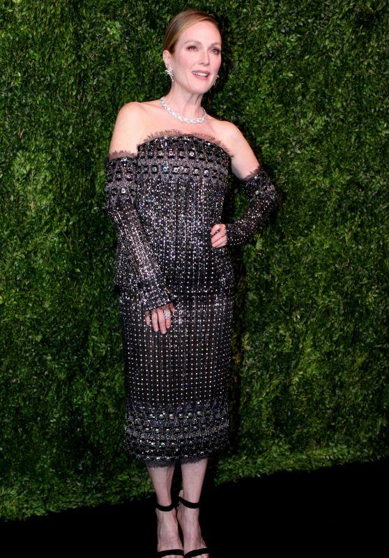 Julianne Moore - Museum of Modern Art Film Benefit A Tribute to Julianne Moore in NYC 11/13/2017