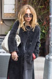 Juno Temple Casual Style - New York 11/14/2017