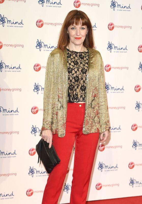 Kacey Ainsworth – Virgin Money Giving Mind Media Awards 2017 in London