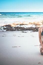 Kaili Thorne in Bikini - Social Media, November 2017