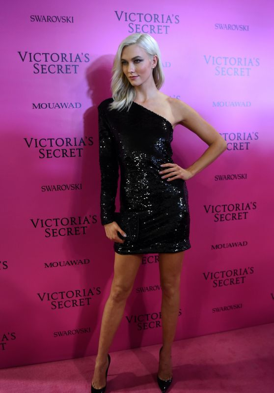 Karlie Kloss – Victoria's Secret Fashion Show After Party in Shanghai 11/20/2017