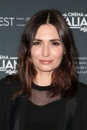 "Karolina Wydra – ""A Ciambra"" Screening, Cinema Italian Style in Los Angeles"