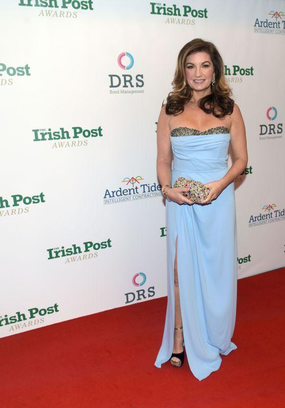 Karren Brady – Irish Post Awards 2017 in London 11/23/2017