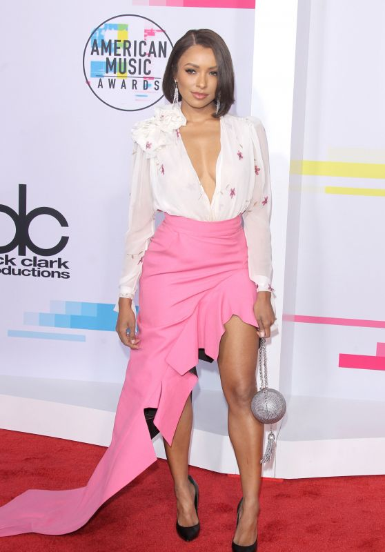Kat Graham – American Music Awards 2017 in Los Angeles