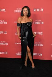 Kat Graham – SAG-AFTRA Foundation Patron of the Artists Awards in Beverly Hills 11/09/2017
