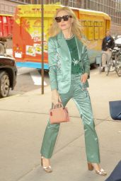 Kate Bosworth is Stylish - Out in New York 11/07/2017
