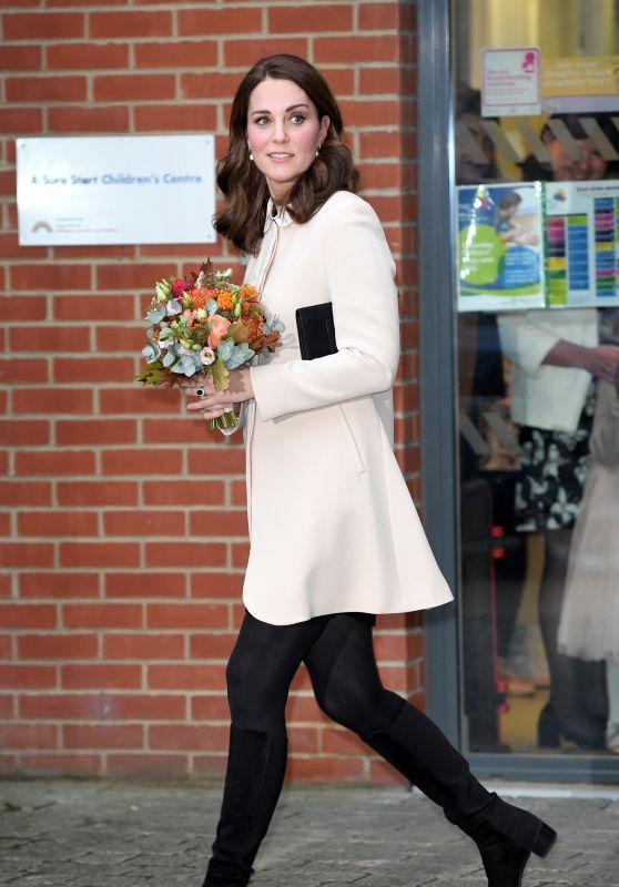 Kate Middleton at the Hornsey Road Children