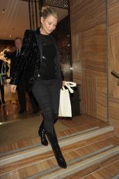 Kate Moss - Louis Vuitton X Vogue Party in London 11/21/2017