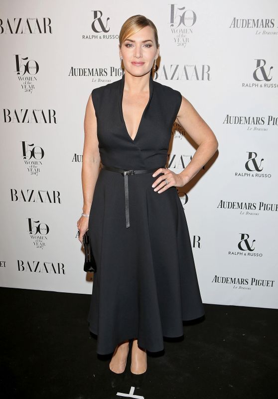 Kate Winslet – Harper's Bazaar Woman of the Year Awards 2017 in London