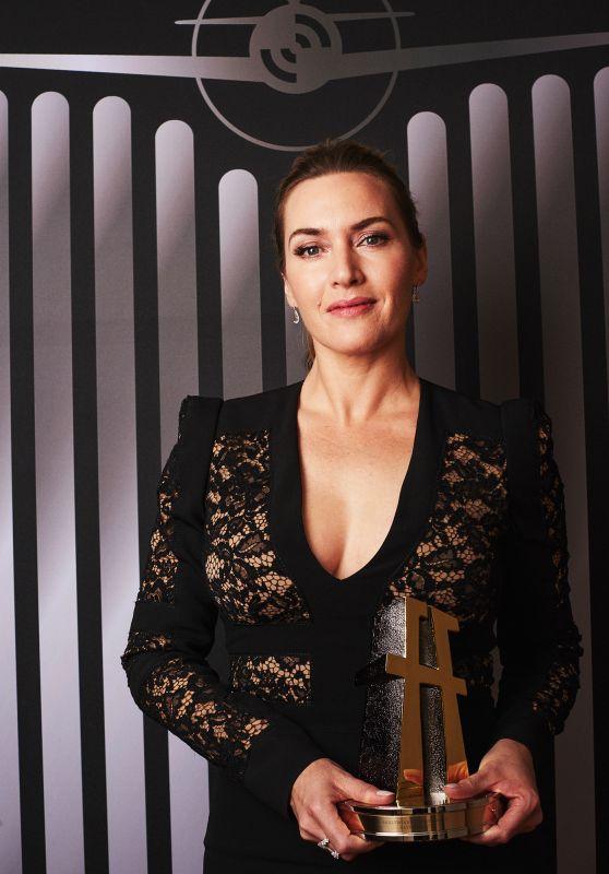 Kate Winslet - Hollywood Film Awards Portrait Session, November 2017