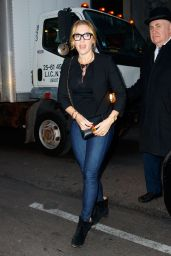 Kate Winslet - Out in New York City 11/13/2017