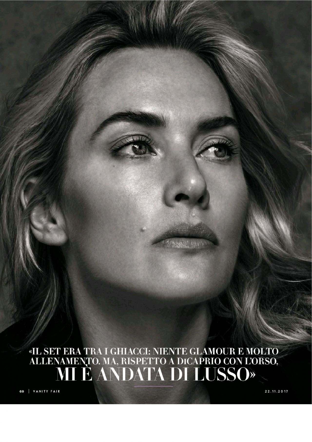fair Kate winslet vanity