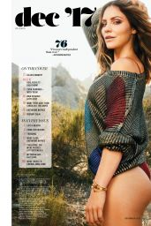Katharine McPhee - Health Magazine December 2017 Issue