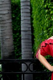 Katherine Langford - Photoshoot for LA Times 2017