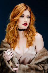 Katherine McNamara – Bellus Magazine December 2017 Photoshoot (Part III)