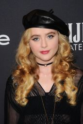 Kathryn Newton – HFPA and InStyle Celebrate Golden Globe Season in Los Angeles 11/15/2017