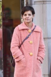 Katie Holmes - Shopping in NYC