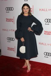 Katie Lowes – Television Academy Hall of Fame Ceremony in North Hollywood 11/15/2017