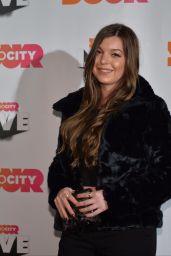 Katie Lyon – The Radio City Christmas Live 2017 Gig in Liverpool