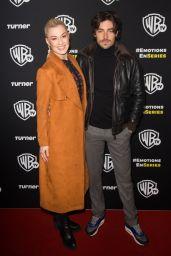 Katrina Patchett - Warner TV Launch Party in Paris, France 11/09/2017