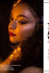 Kayla Maisonet - A Book Of November 2017 Issue