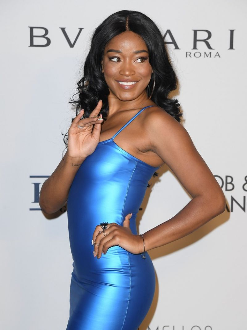 Keke Palmer - Elton John AIDS Foundation 25 Year ...