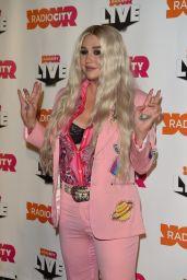 Kesha – The Radio City Christmas Live 2017 Gig in Liverpool