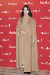 Kim Ok-bin – MaxMara Coats Collection Exhibition in Seoul
