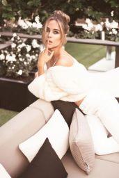 Kimberley Garner - Modelling Her Latest Fashion Photoshoot, November 2017