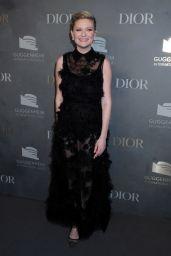 Kirsten Dunst – Guggenheim International Gala in New York 11/16/2017