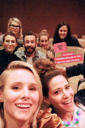 Kristen Bell - Social Media 11/29/2017