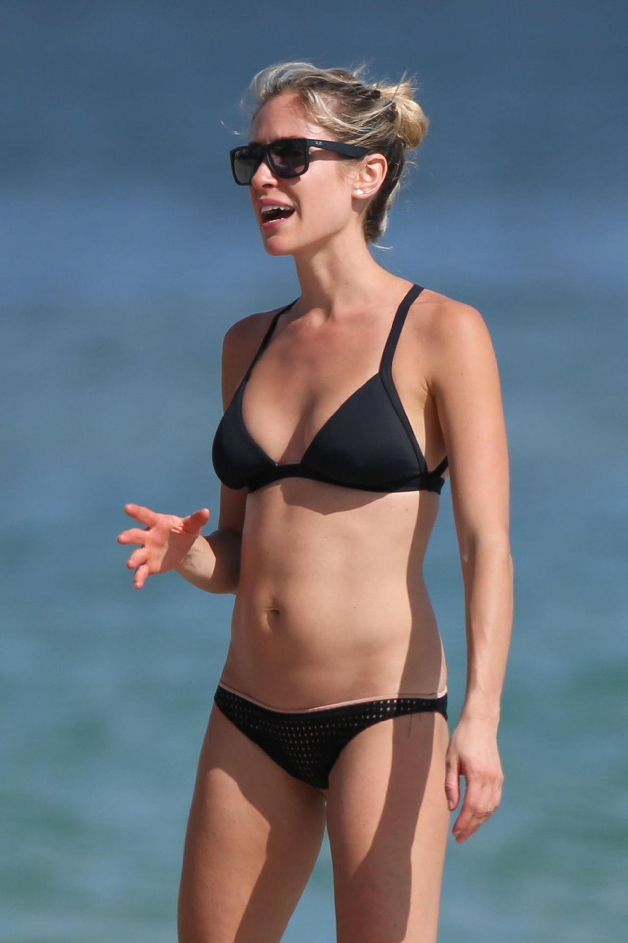 Kristin Cavallari Bikini On The Beach Miami 12 Lucy Boynton
